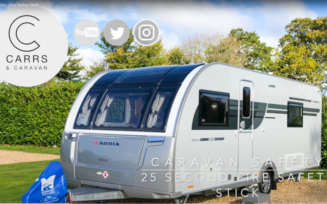 Caravan Safety and the Fire Safety Stick